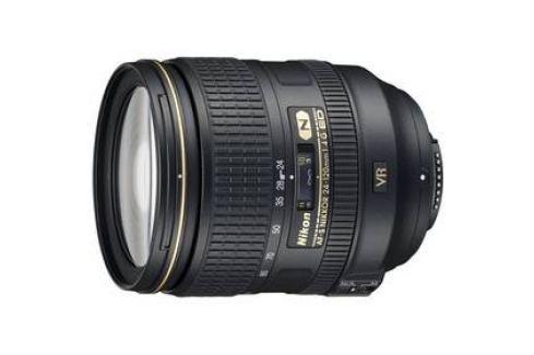 Nikon NIKKOR 24-120mm F4G ED AF-S VR černý Objektivy