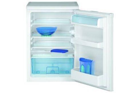 Beko TSE1402 bílá Chladničky jednodveřové