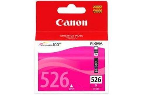 Canon CLI-526M, 9ml  - originální (4542B001) červená Inkoustové náplně
