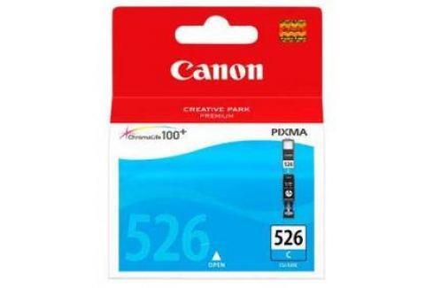 Canon CLI-526C, 9ml  - originální (4541B001) modrá Inkoustové náplně