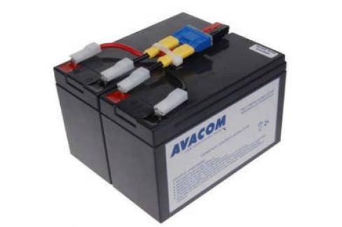 Avacom RBC48 - náhrada za APC (AVA-RBC48) černý Baterie