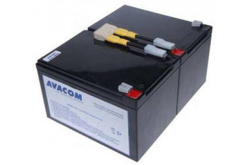 Avacom RBC6 - náhrada za APC (AVA-RBC6) černý Baterie