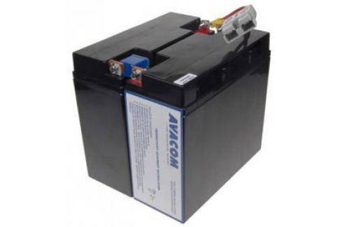 Avacom RBC7 - náhrada za APC (AVA-RBC7) černý Baterie