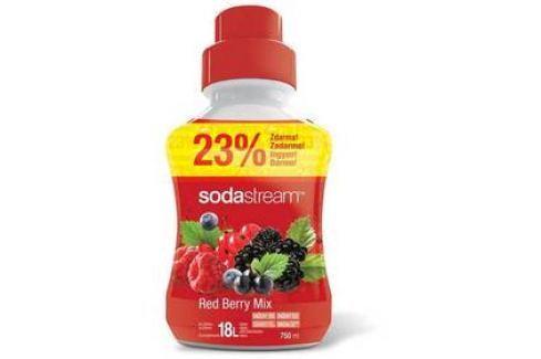 SodaStream Red Berry velký 750 ml Sirupy