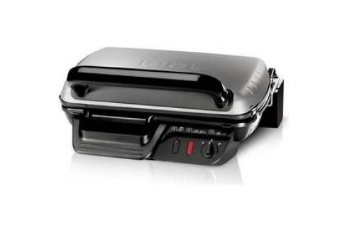 Tefal Ultra Compact 600 Classic GC305012 černý/chrom Elektrické grily