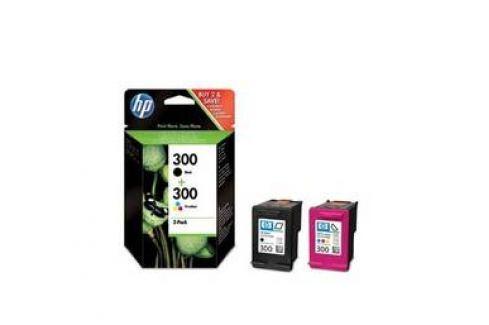 HP No. 300 , 165/200 stran, CMYK (CN637EE) Inkoustové náplně