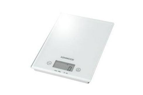 KENWOOD DS401 bílá Kuchyňské váhy
