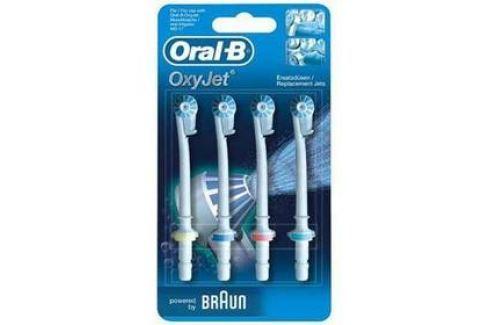 Oral-B ED17-4 bílé Náhradní trysky
