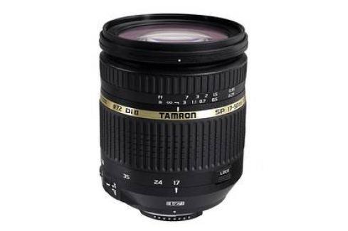 Tamron SP AF 17-50 mm f/2.8 XR Di-II VC LD Asp. (IF) pro Nikon (B005NII) černý Objektivy