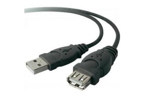 Belkin USB, 1,8m, prodlužovací (F3U134b06) černý Celý sortiment