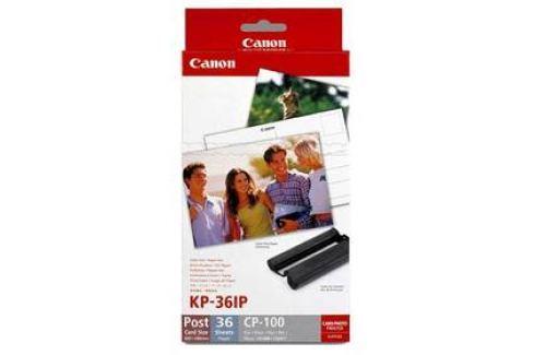 Canon KP36IP,10x15 cm, 36 listů pro Selphy (7737A001) bílý Čistící pomůcky a doplňky