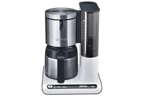 Bosch Styline TKA8651 bílý Domácí kávovary