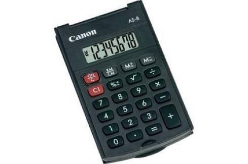 Canon AS-8 (4598B001) černá Kalkulačky
