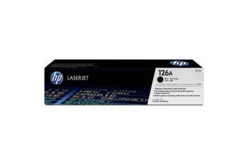 HP CE310A, 1,2K stran - originální (CE310A) černá Tonery