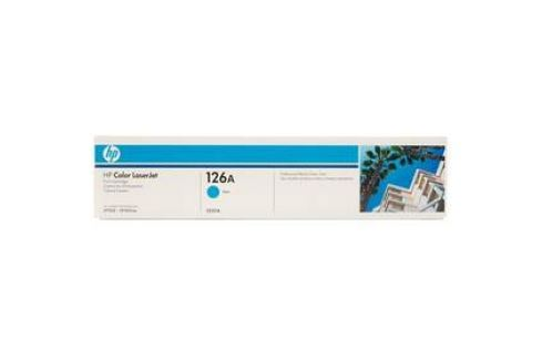 HP CE311A, 1K stran - originální (CE311A) modrá Tonery