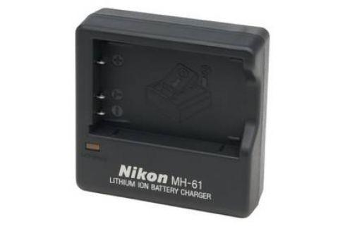 Nikon MH-61 EN-EL5 černá Nabíječky, síťové zdroje