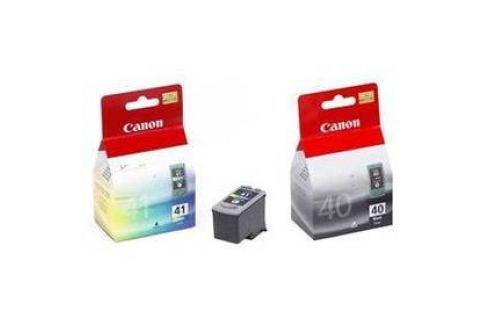 Canon PG40/CL-41 , 16,9ml  - originální (0615B036) černá/červená/modrá/žlutá Inkoustové náplně
