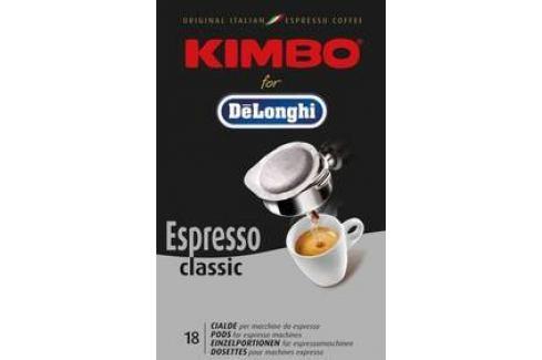DeLonghi Pods Kimbo Classic Kapsle a káva