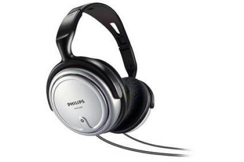Philips SHP2500 (SHP250010) černá/šedá Sluchátka