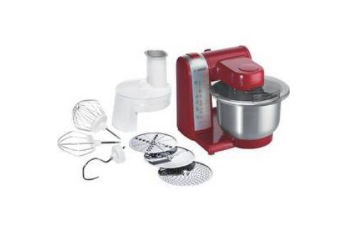 Bosch MUM48R1 červený Kuchyňské roboty