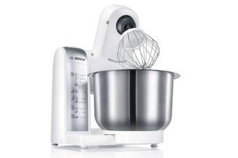 Bosch MUM4880 šedý/bílý Kuchyňské roboty