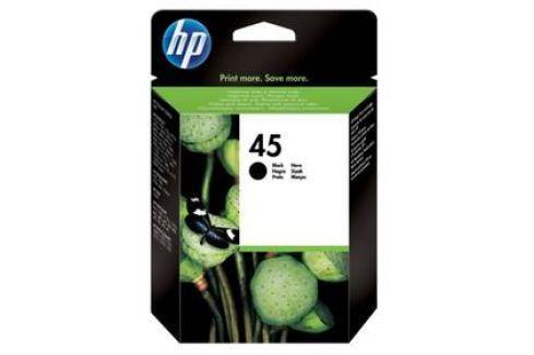 HP 45, 930 stran (51645AE) černá Inkoustové náplně