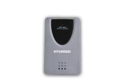 Hyundai WS Senzor 77 šedé Příslušenství pro meteostanice