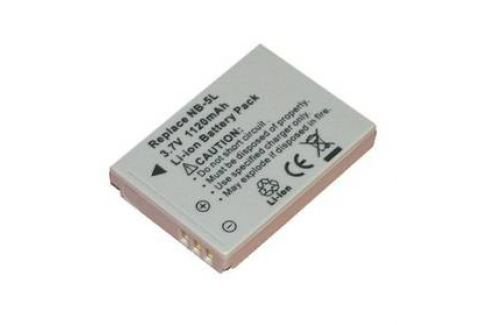 Avacom Canon NB-5L Li-ion 3,7V 1120mAh (DICA-NB5L-734) Akumulátory