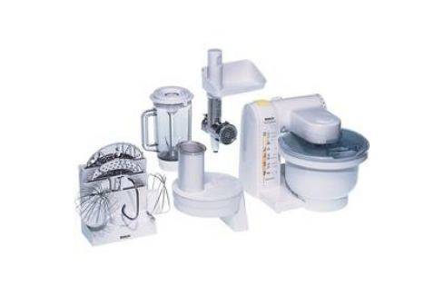 Bosch MUM4655 EU bílý/kov/plast Kuchyňské roboty