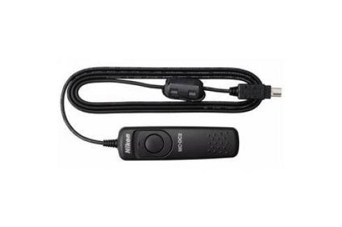 Nikon MC-DC2 pro D800/D90/D5100/D3100 černá Čistící pomůcky a doplňky