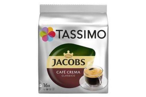 Tassimo Jacobs Krönung Café Crema 112g Kapsle a káva