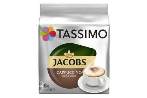 Tassimo Jacobs Krönung Cappuccino Kapsle a káva