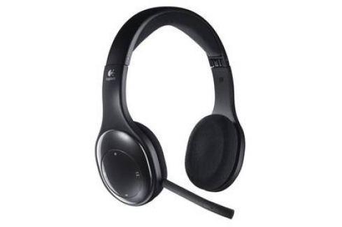 Logitech Wireless H800 (981-000338) černý Headsety