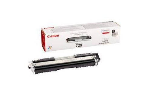Canon CRG-729Bk, 1,2K stran - originální (4370B002) černý Tonery