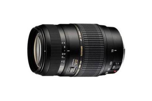 Tamron AF 70-300 mm f/4.0 – 5.6 Di LD Macro 1:2 pro Canon (A17E) černý Objektivy