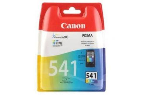 Canon CL-541, 180 stran - originální (5227B005) červená/modrá/žlutá Inkoustové náplně