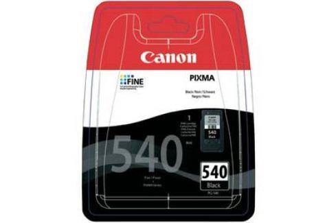 Canon PG-540, 180 stran - originální (5225B005) černá Inkoustové náplně