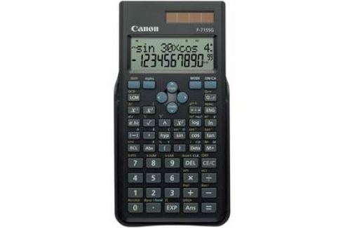 Canon F-715SG (5730B001) černá Kalkulačky