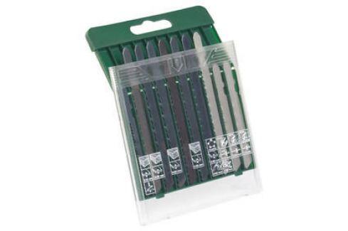 Sada pilových plátků Bosch 10 dílná  dřevo/kov/plast (T-stopka) Příslušenství pro pily