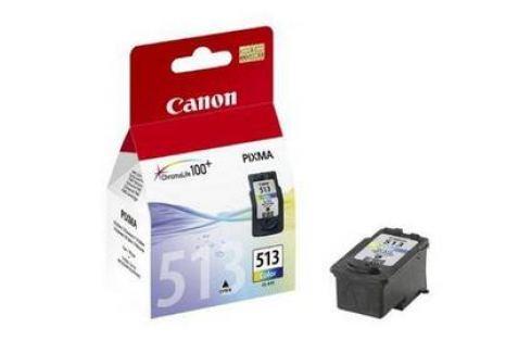 Canon CL-513C, 350 stran - originální (2971B001) červená/modrá/žlutá Inkoustové náplně