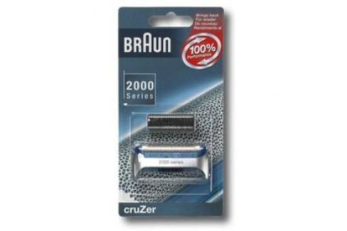 Braun CombiPack Series1/Z - 20S stříbrné Příslušenství pro planžetové strojky
