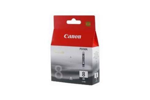 Canon CLI-8Bk, 940 stran - originální (0620B001) černá Inkoustové náplně