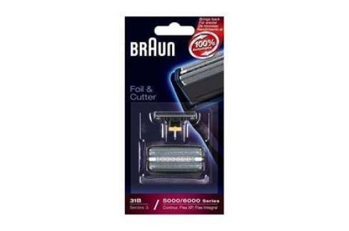 Braun CombiPack FlexIntegral - 31S stříbrné Příslušenství pro planžetové strojky
