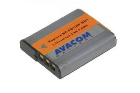Avacom Sony NP-BG1N/FG1 Li-ion 3,6V 950mAh (DISO-BG1-843N5) Akumulátory