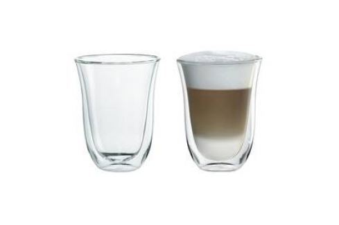 DeLonghi Skleničky latte macchiato Celý sortiment