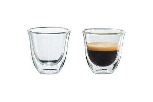 DeLonghi Skleničky espresso Celý sortiment