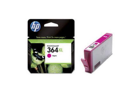 HP No. 364XL, 750 stran - originální (CB324EE) červená Inkoustové náplně