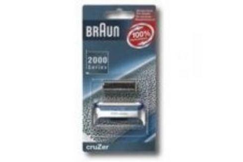 Braun CombiPack Series1 - 11B černé Příslušenství pro planžetové strojky