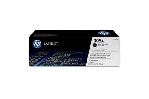 HP CE410A, 2,2K stran - originální (CE410A) černý Tonery
