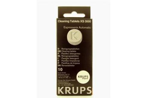 Krups XS300010 Čistící tablety a roztoky